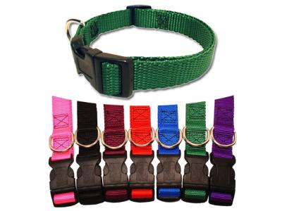 Majestic Pet Adjustable Nylon Dog Collar - MPCOLLAR