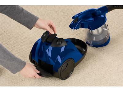 Bissell 6489 Bagless Zing Canister Vacuum Sales