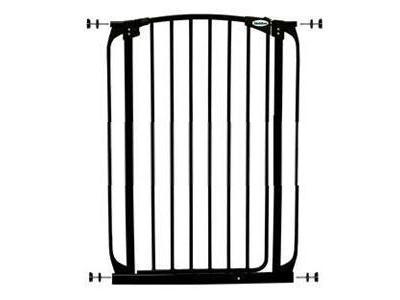 Dream Baby Tall Swinging Gate - (28'' - 32'') Black - F190B