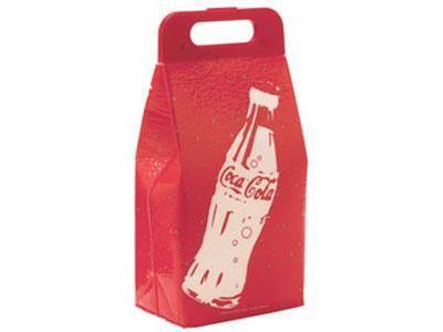 Koolit Coca Cola Collapsible Cooler Bag Case Pack 12