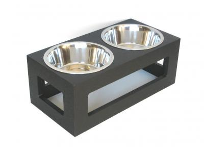 Pets Stop Porchside Outdoor Double Diner Small - RDB26S