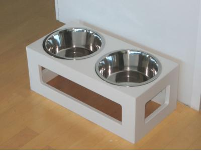 Pets Stop Porchside Outdoor Double Diner Large - RDB26L