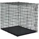 MidWest 1154U Starter Series Single Door Pet Crate - 54 L X 35 W X 45 H - 1154U