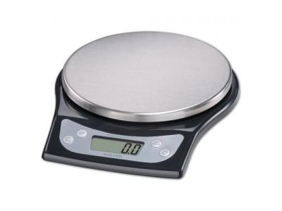 Salter Stainless 11 Pound Aquatronic Scale - 1020BDBKSSDR