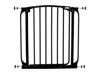 Dream Baby Standard Swinging Gate - (28'' - 32'') Black - F160B