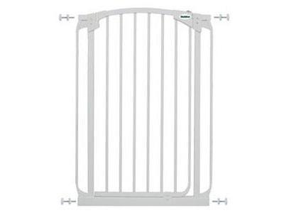 Dream Baby Tall Swinging Gate - (28'' - 32'') White - F190W