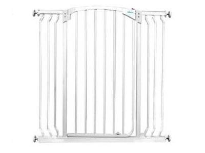 Dream Baby Tall Hallway Swinging Security Gate - (38'' - 42.5'') White - F191W