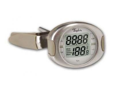 Taylor Connoisseur 516 Tea Thermometer & Timer - 00516