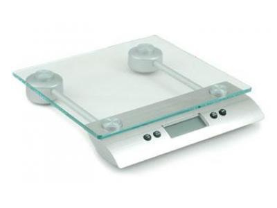 Salter 3003 Glass Platform Aquatronic Liquid and Dry Scale - 3003BDSS