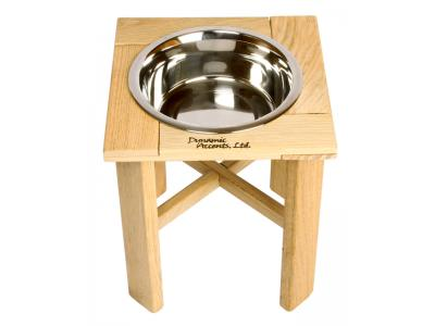 Dynamic Accents White Oak 12'' Outdoor Single Feeder - 52116