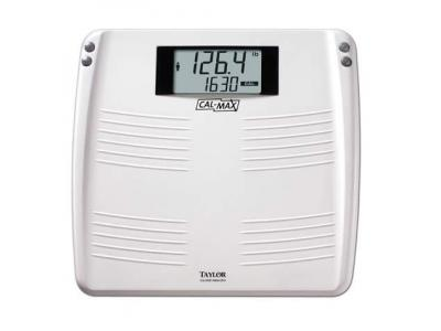 Taylor 7206 CalMax Digital Scale w/ Calorie Counting - 7206
