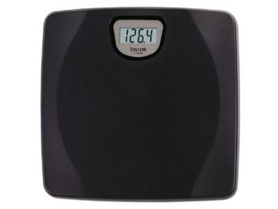 Taylor 7023b Black Lithium Electronic Scale Sales