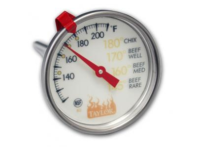 Taylor 802 Weekend Warrior Meat Thermometer - 00802