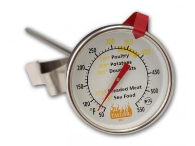 Taylor 804 Weekend Warrior Deep Fry Thermometer - 00804