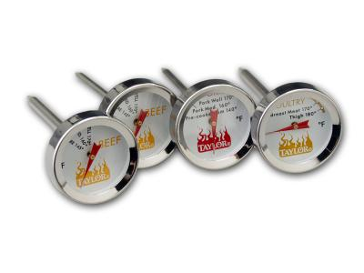 Taylor 815 Weekend Warrior Grill Thermometers - 00815
