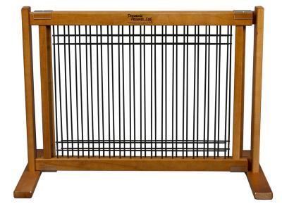 Dynamic Accents Freestanding Pet Gate Large - Artisan Bronze - 42603