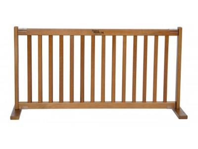 Dynamic Accents All Wood Freestanding Pet Gate Large - Artisan Bronze - 42600