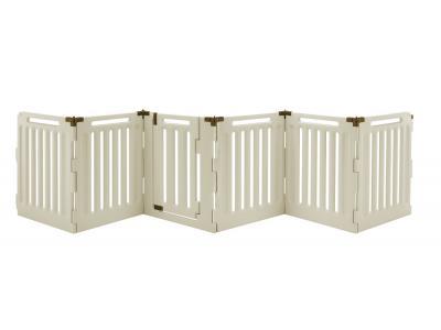 Richell Convertible Indoor Outdoor 6 Panel Plastic Pet