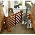 Merry Products MPL009 Flexible High Freestanding Pet Gate Large - MPL009