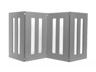 Pets Stop Backyard Dog 4-Panel Outdoor Pet Gate - DG14-4P-24