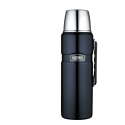Thermos Stainless King 2L Midnight Blue Beverage Bottle - SK2020MBTRI4