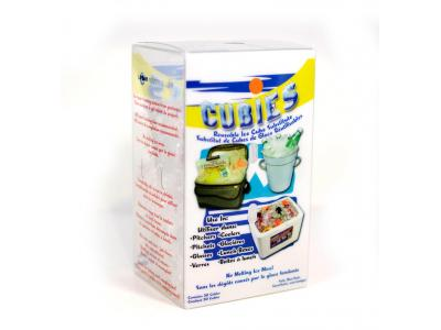 Cubies Reusable Ice Cubes 30ct. Tube - 24020