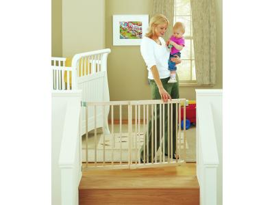 North States Wide Stairway Swing Pet Gate - NS4638