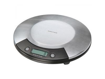 Salter Housewares 1015 Stainless Steel Electronic Kitchen Scale - 1015USSSDR