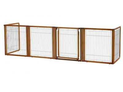 Richell Convertible Elite 6-Panel Pet Gate High (H6) - 94901