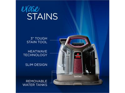 Bissell 5207 Spotclean Portable Deep Cleaner Sales