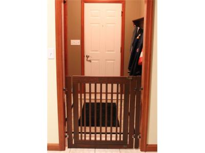 Dynamic Accents Tall Citadel Pressure Mounted Pet Gate - 52250