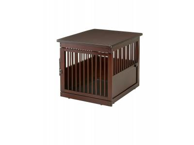 Richell Wooden End Table Crate Medium - 94916