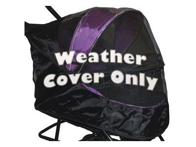Pet Gear Weather Cover for NO-ZIP Special Edition Stroller - PG8250NZWC