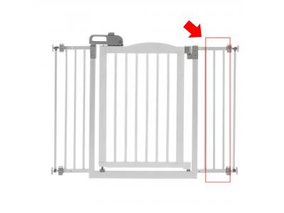 Richell One-Touch Pet Gate II Extension - 9435