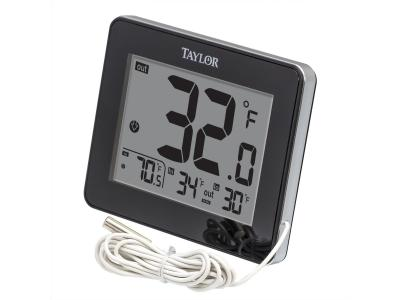 Taylor 1710 Wired Indoor/Outdoor Thermometer - 1710