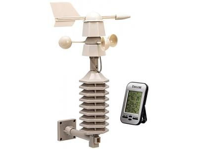 Taylor 2752N Digital Wireless Weather Station with Wind Sensor - 2752N