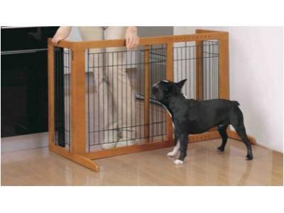 Richell Tall Freestanding Pet Gate HS - 94146