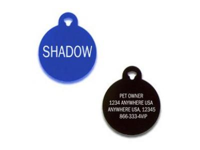 Custom Engraved Pet ID Tag - SI0001