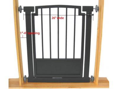 Pets Stop Royal Weave Doorway Gate - DG1S