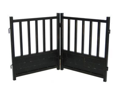 Pets Stop Royal Weave 2-Panel Freestanding Gate - DG3