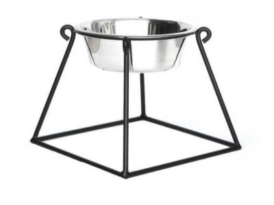 Pets Stop RSB2L Pyramid Single Diner Large - RSB2L
