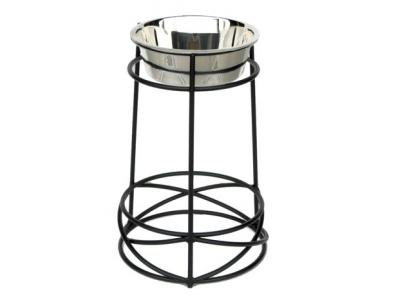 Pets Stop RSB5R Mesh Single Diner X-Large - 18'' Tall - RSB5R