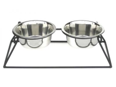 Pets Stop RDB2S Pyramid Double Diner Small - RDB2S