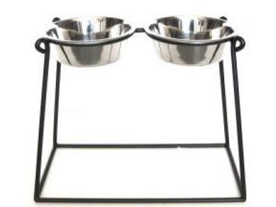Pets Stop RDB2XL Pyramid Double Diner X-Large - RDB2XL