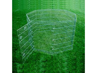 Majestic Pet 42'' Exercise Kennel Pen - Large - 02242