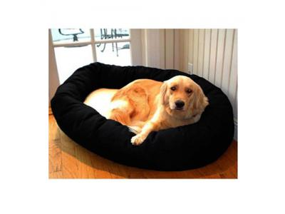 Majestic Pet 24'' Sherpa Bagel Bed - Small - BB1224