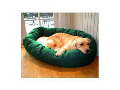 Majestic Pet 32'' Sherpa Bagel Bed - Medium - BB1232