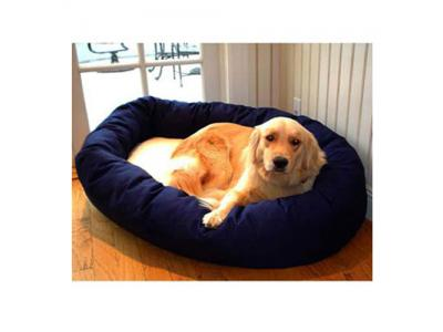 Majestic Pet 52'' Sherpa Bagel Bed - X-Large - BB1252