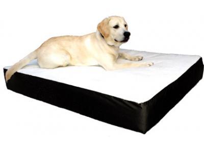 Majestic Pet 24'' x 34'' Orthopedic Double Pet Bed - Medium - ODB2434
