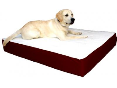 Majestic Pet 34'' x 48'' Orthopedic Double Pet Bed - Large - ODB3448